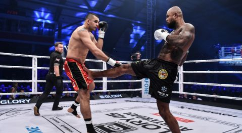 Hesdy Gerges: 'Me and Badr have unfinished business'