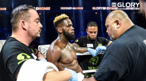 Groenhart: 'Congratulations to Harut, but the stoppage was a bad call'