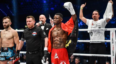 How self-belief has carried Chris Baya to a GLORY world title shot