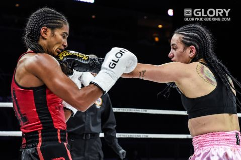 Menezes captures Super Bantamweight title with decision win over Meksen