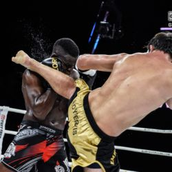 Vakhitov outlasts Ilunga, retains light Heavyweight belt