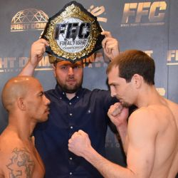 FFC 35: Official Weigh In Results