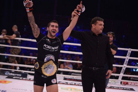 Filip Pejić ahead of his FFC 30 title defense: 'I missed the excitement, I will give my 200%'