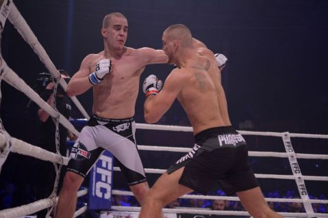 Serbian MMA prospect after triumphant FFC debut: 'I've been waiting for this opportunity for too long to miss it!'