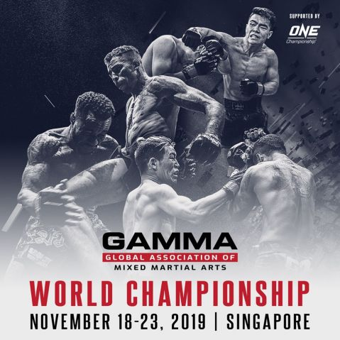 ONE Championship and GAMMA to host GAMMA World Championship