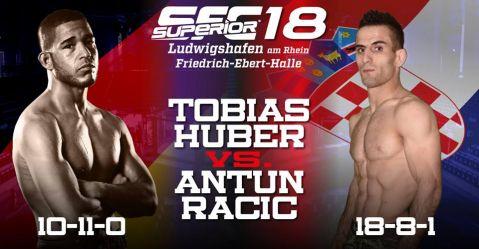 Antun 'The Killer' Račić ahead of Superior FC 18: 'I will prove I belong among the top fighters'