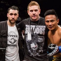 Lerdsila expecting dangerous battle for title at Lion Fight 40