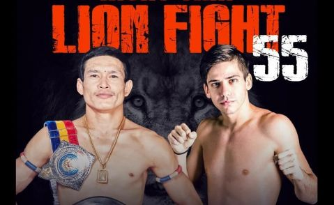 Manasak-Martinez title bout tops Lion Fight 55 lineup