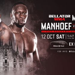 First set of fights confirmed for Bellator Milan