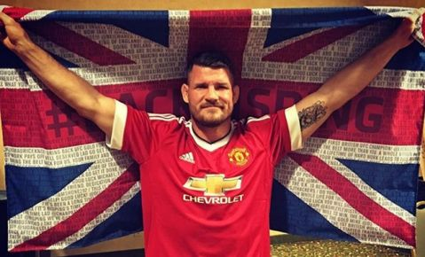 Michael Bisping still plans to retire in London in March