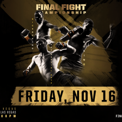 FFC 34 Is Ready To Rock The Dome Nov. 16