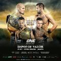 ONE: Kadestam to defend welterweight title against Abbasov