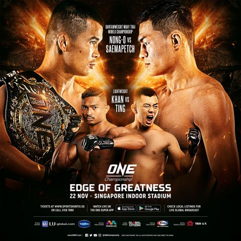 Nong-O Gaiyanghadao to defend title against Saemapetch Fairtex