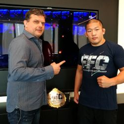 Satoshi Ishii is back! Olympic gold medalist will fight for FFC heavyweight title