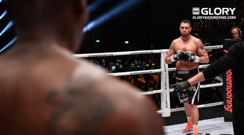 Find out more about GLORY 45 tournament fighters