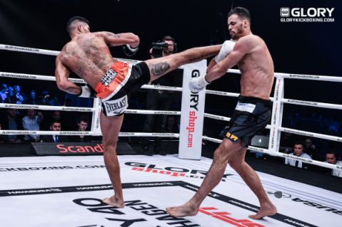 Pereira and Belgaroui out to settle their score at GLORY 55