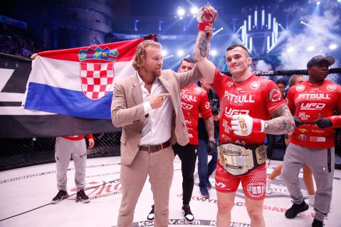 Roberto Soldic to defend title at KSW 50
