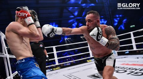 Roosmalen expects Boynazarov to best Vannostrand at GLORY 48 NEW YORK
