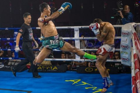 YOKKAO 25 – 26: The True Spirit of Muay Thai!