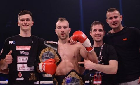 Samo Petje: 'My opponent stands no chance!'