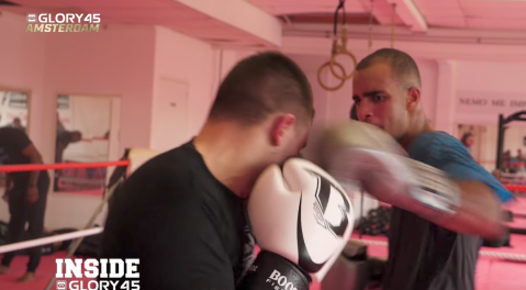 Amsterdam Six ready to defend home soil at GLORY 45