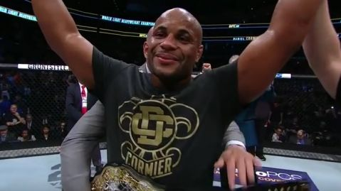 UFC 220 video highlights: Daniel Cormier vs. Volkan Oezdemir