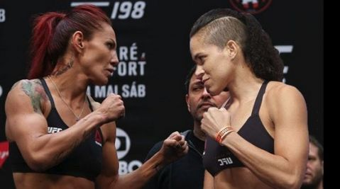 Cris Cyborg: 'I have agreed to fight Amanda Nunes'