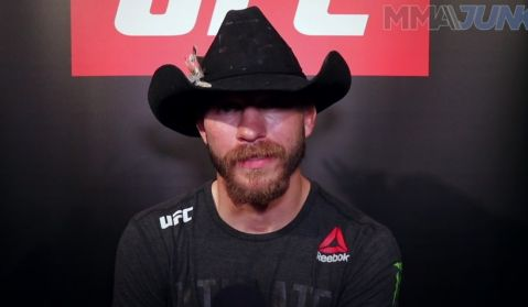 Donald Cerrone wishes for 165-pound division