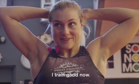 'UFC 222 Embedded,' No. 1: Yana Kunitskaya trains in freezing temps at altitude