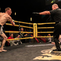 Mims mines multi-fight deal after knockout victory at Lion Fight 38