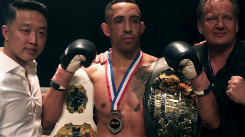 Moraza-Pollard facing Monfort for title at Lion Fight 56