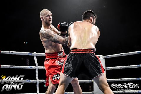 Challenger Alexeichik coming for title at Lion Fight 40