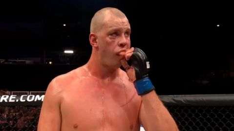 Stefan Struve: 'Sometimes you get hammered'