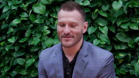 UFC 226: Stipe Miocic Media Lunch Scrum