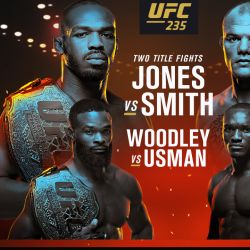 UFC 235 Countdown: Jones vs Smith (VIDEO)