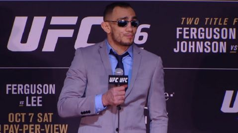 UFC interim champ Tony Ferguson warns Conor McGregor: 'You're in check, and I'm great at chess'