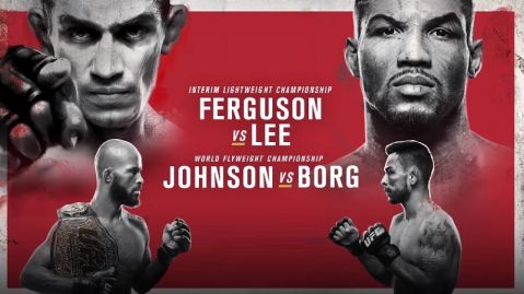 UFC 216: Ferguson vs Lee – Extended Preview (VIDEO)