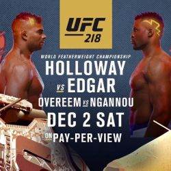 UFC 218: Holloway vs Edgar – Extended Preview (VIDEO)