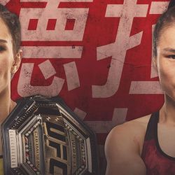 UFC Fight Night: Shenzhen results and post-fight press conference