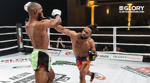 Five perfect records are on the line this Friday at GLORY 63 HOUSTON