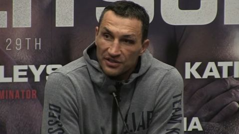 Wladimir Klitschko announces retirement