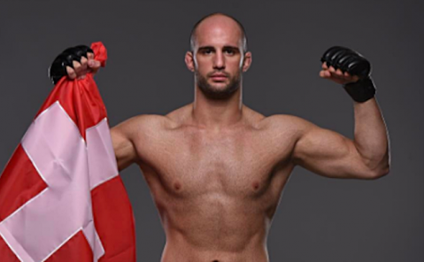Volkan Oezdemir arrested on battery charge in Florida