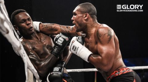 Wilnis faces Belgaroui in title shot eliminator at GLORY 45