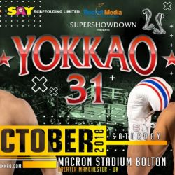 Superlek vs Haggerty to Headline YOKKAO 31