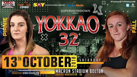 YOKKAO 32: Amy Pirnie Vs Dani Fall For Number 1 Spot