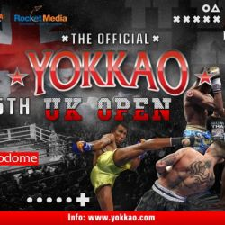 Announcing the Inaugural YOKKAO UK Open Championship!