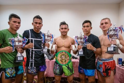 YOKKAO Reaches New Milestone With Manachai's WBC Title Win