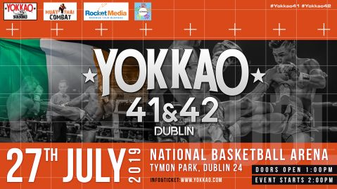 Dublin, Ireland set to host Yokkao 41-42!