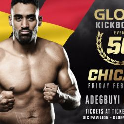 "Adegbuyi hopes to rematch ""crazy"" Guto Inocente in GLORY 50 CHICAGO tournament"