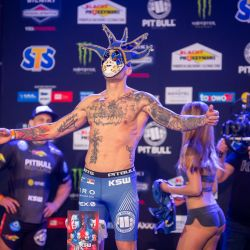 The Joker sets his sights on KSW 51